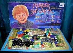 murder she wrote board game