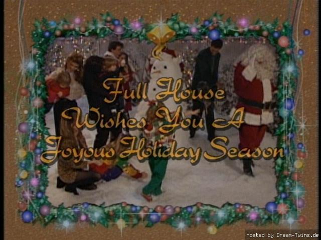 Full House: A Very Tanner Christmas | The Very Special Blog