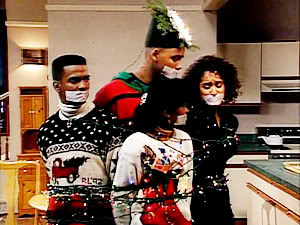 The Fresh Prince of Bel-Air: Christmas Show | The Very Special Blog