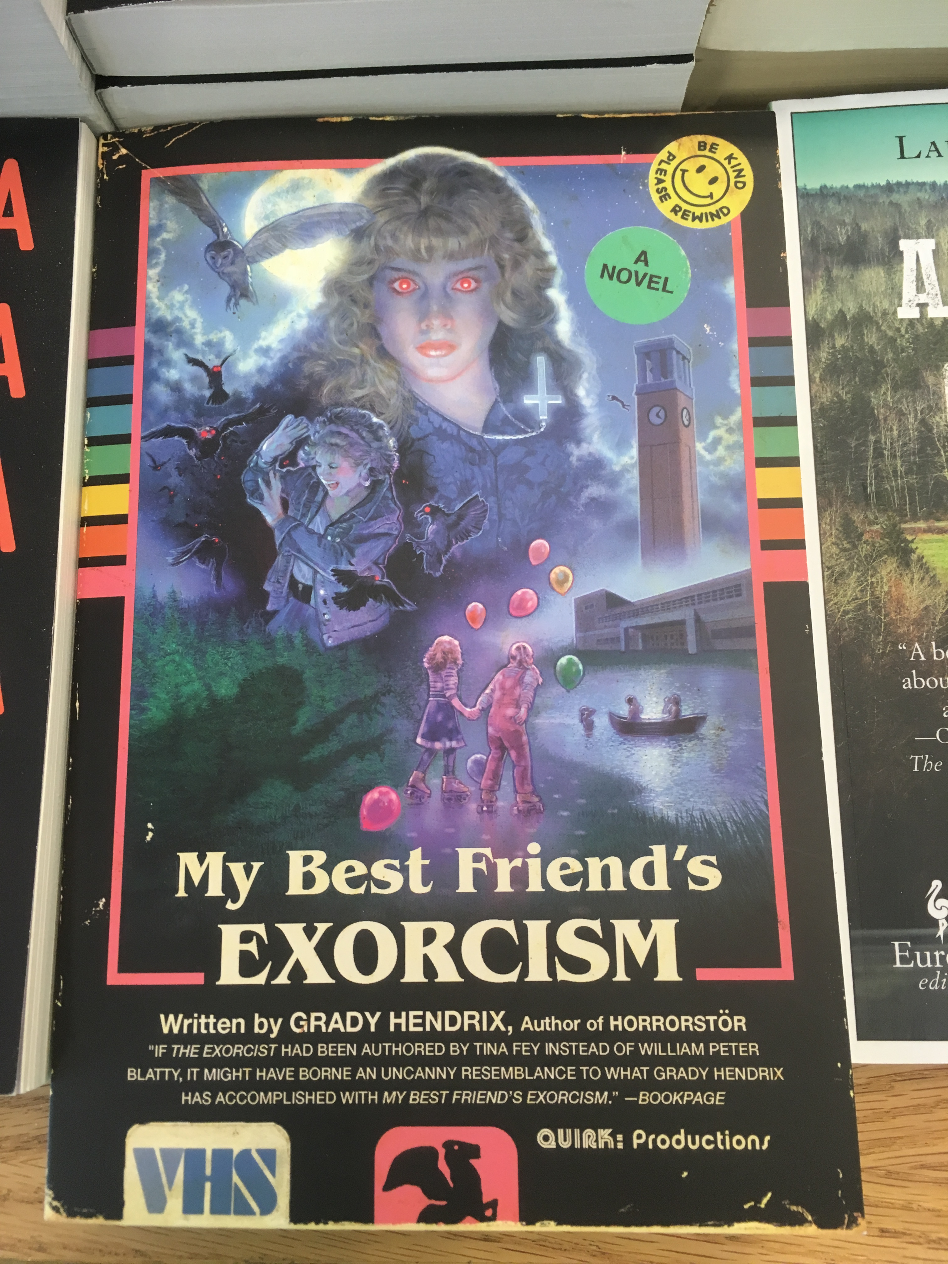 My best friends exorcism another book im sad i didnt write the my best friends exorcism another book im sad i didnt write the very special blog solutioingenieria Gallery